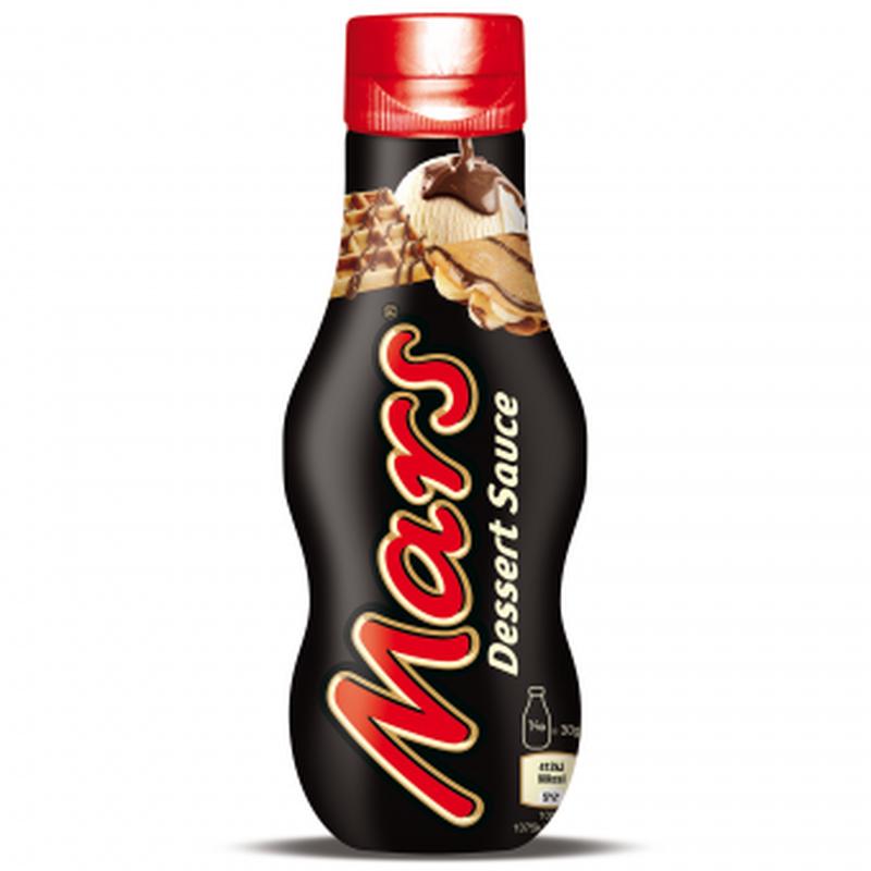 Шоколадный Топпинг Mars Dessert Sauce 300g