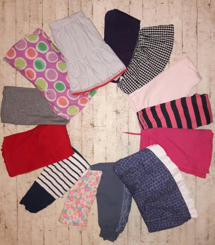 Пакет одежды на 5-6лет