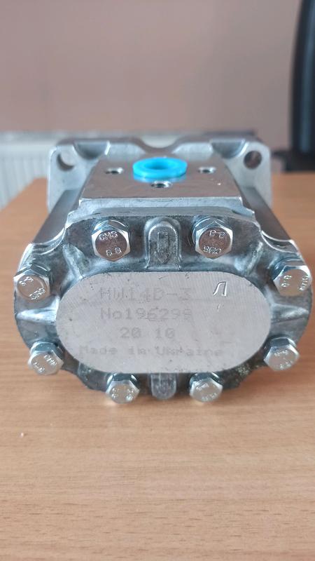 Насос шестеренный НШ-14Д-3Л