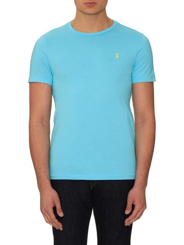 Фирменная футболка ralph lauren, размер 54 - 56, большой размер
