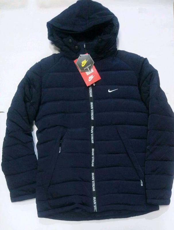 Распродажа!!! Куртка мужская зимняя Nike