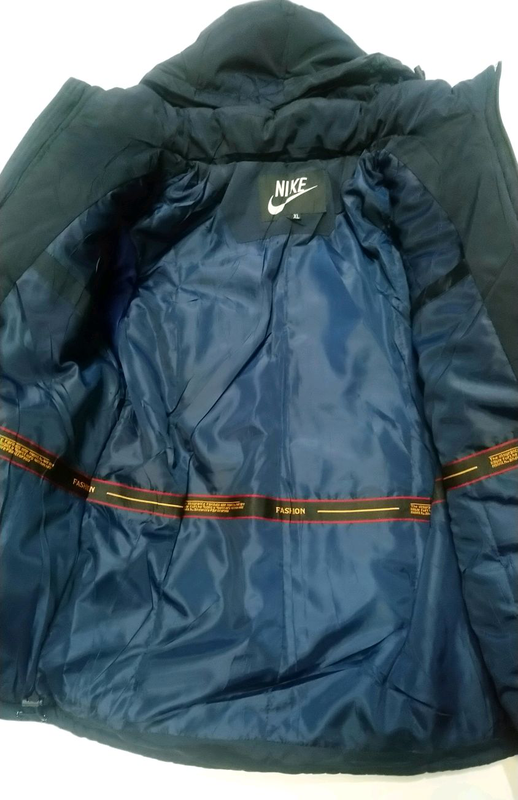 Распродажа!!! Куртка мужская зимняя Nike - Фото 3