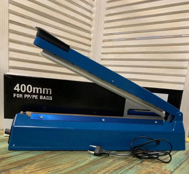 Запайщик PFS - 400 пластиковый корпус