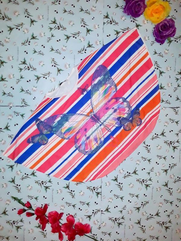 Оригинальная яркая блуза топ по типу летучая мышь george, р 42...