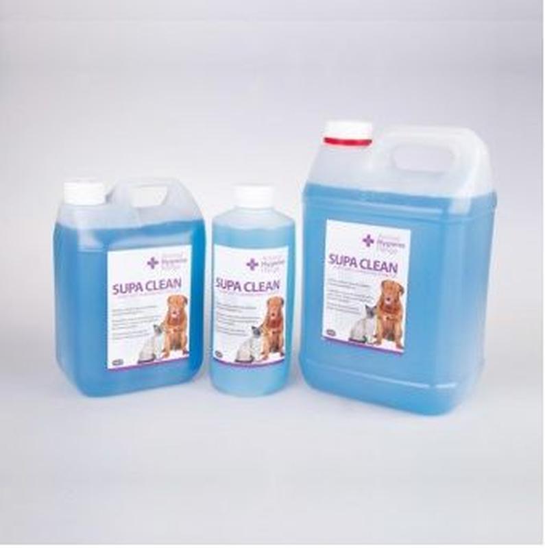 SupaClean  мощное чистящее и дезинфицирующее средств