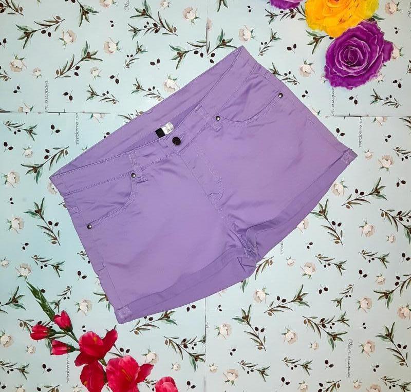 Яркие короткие шорты h&m, размер 48 - 50