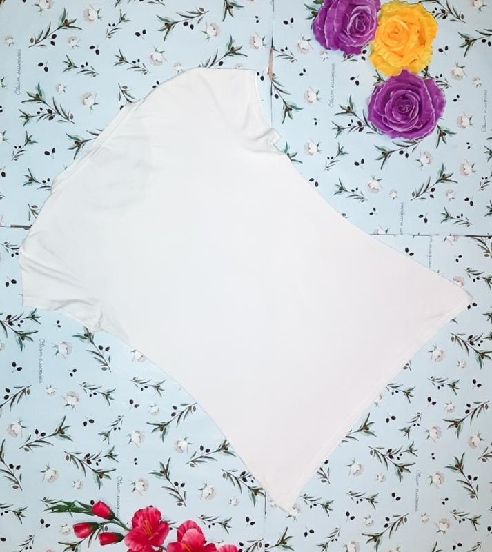 Бесплатная доставка! стильная базовая белая футболка elle spor... - Фото 7