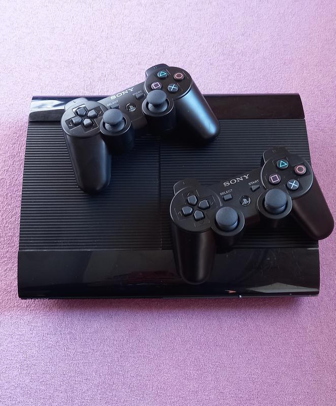 Playstation 3, игровая приставка сони 3