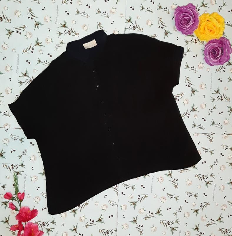 Стильная 2-хцветная блуза zara, размер 46- 48
