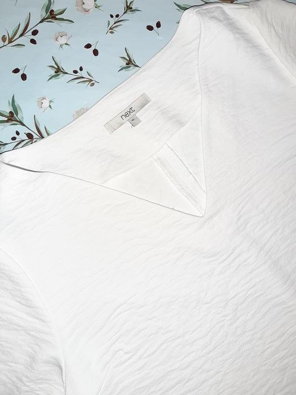 Бесплатная доставка!оригинальная белая футболка со шнуровкой n... - Фото 2