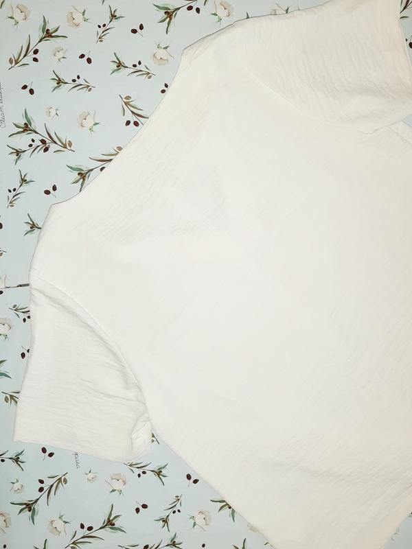Бесплатная доставка!оригинальная белая футболка со шнуровкой n... - Фото 3