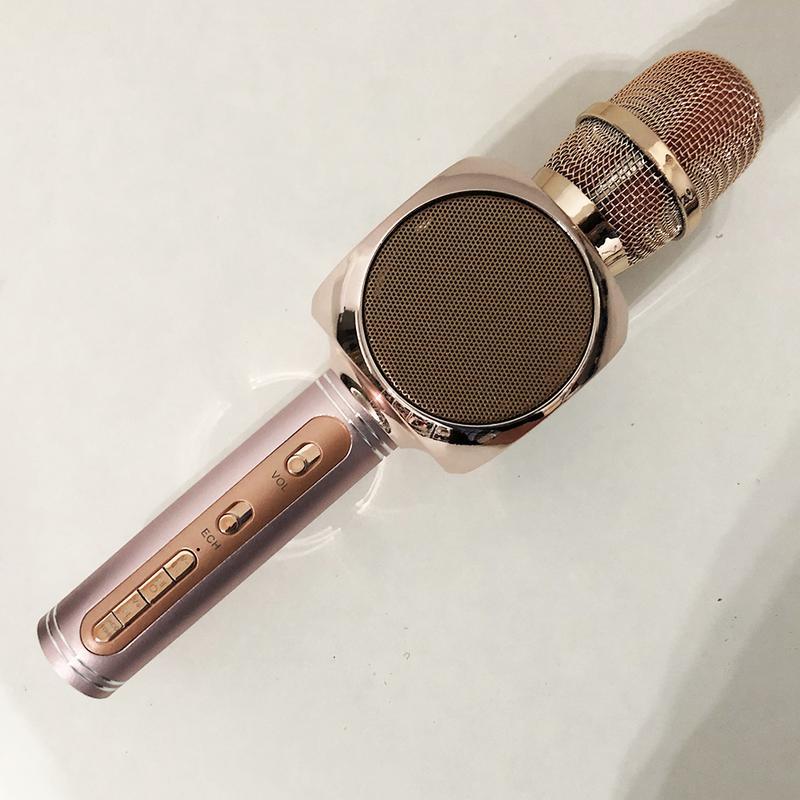 Беспроводной Bluetooth Микрофон для Караоке Микрофон DM Karaoke - Фото 6