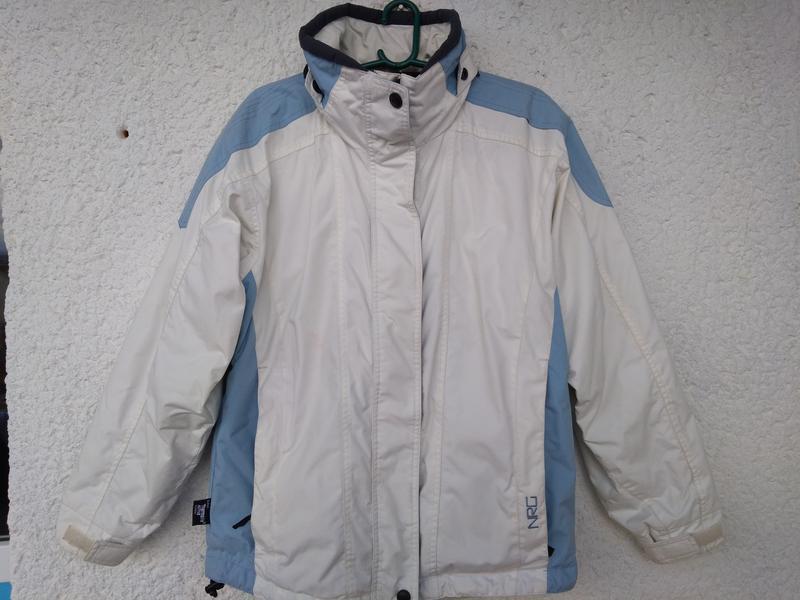 Куртка лыжная nrg с thermolie active с капюшоном и балаклавой