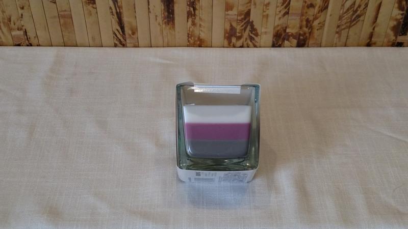 Арома свечи трехцветные Bispol в стекле SPA - Фото 2
