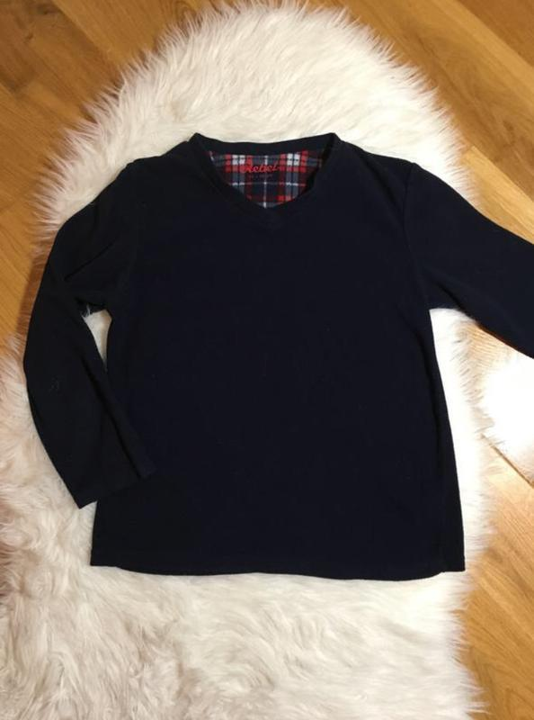 Флисовая кофта для мальчика, кофта,свитер, спортивная кофта, т...