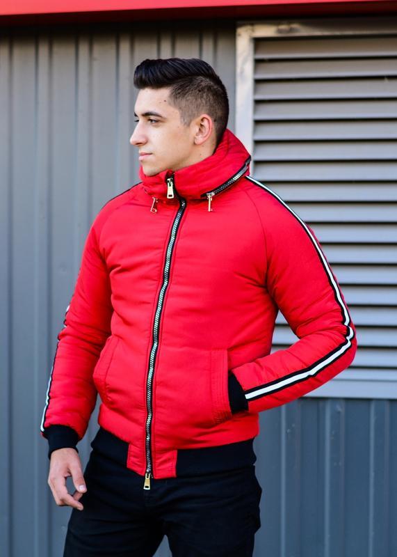 Мужская зимняя куртка NS58_19