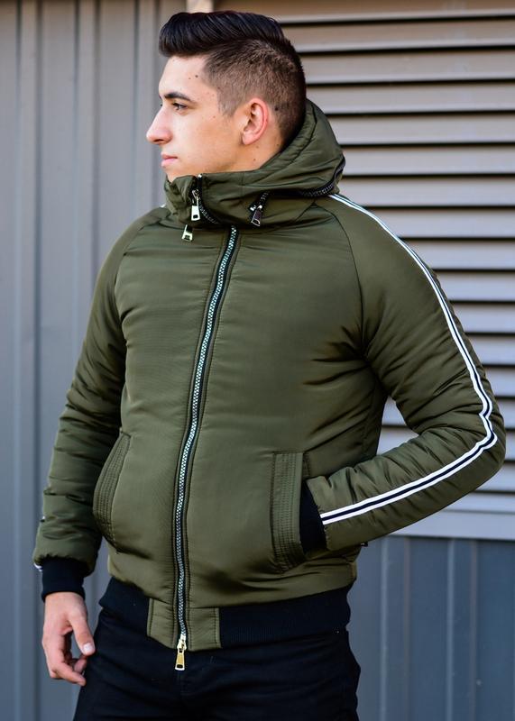 Мужская зимняя куртка NS59_19