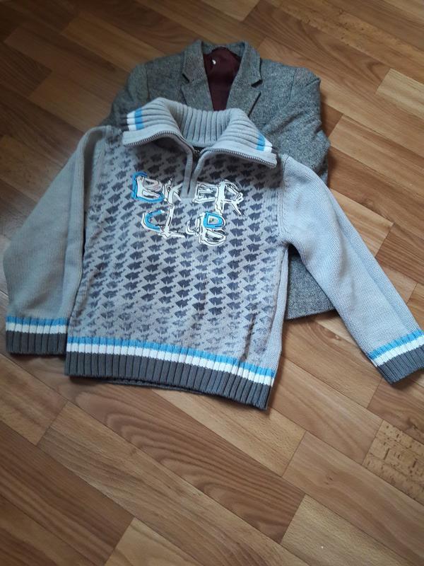Теплый свитер в идеальном состоянии