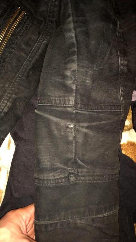 Куртка H&M Divided original бушлат китель юнгштурмовка кожак с... - Фото 3