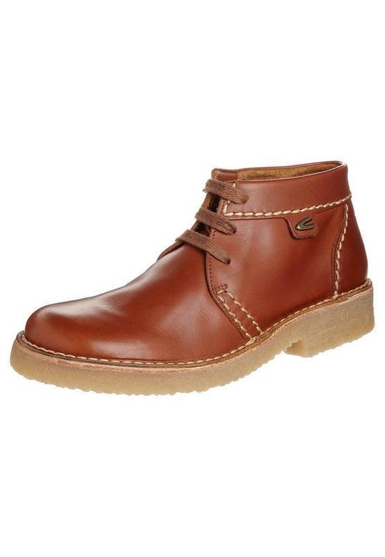 Утепленные ботинки camel active havanna 39-40 оригинал