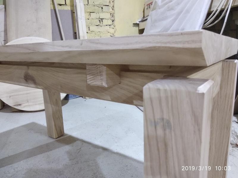 Дубовый стол - Фото 2