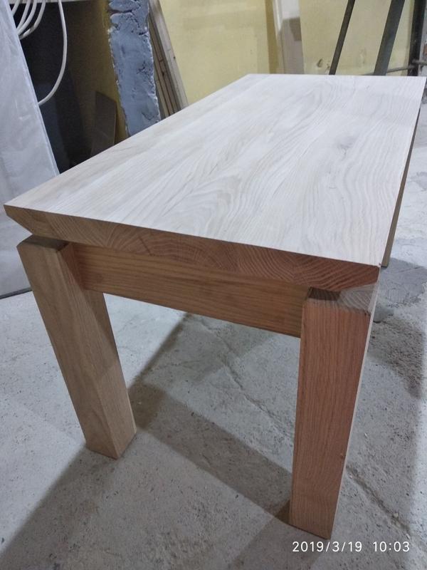 Дубовый стол - Фото 3