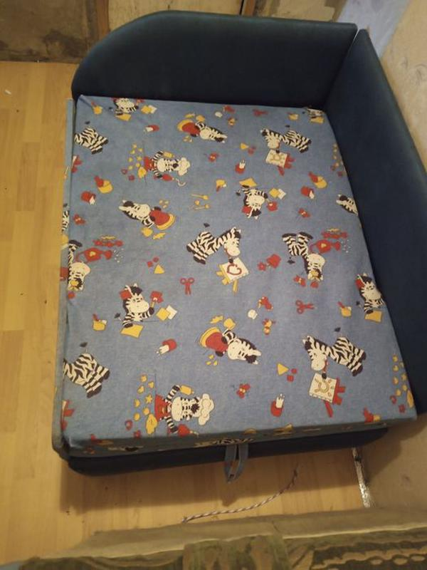 Детский диван Зебра