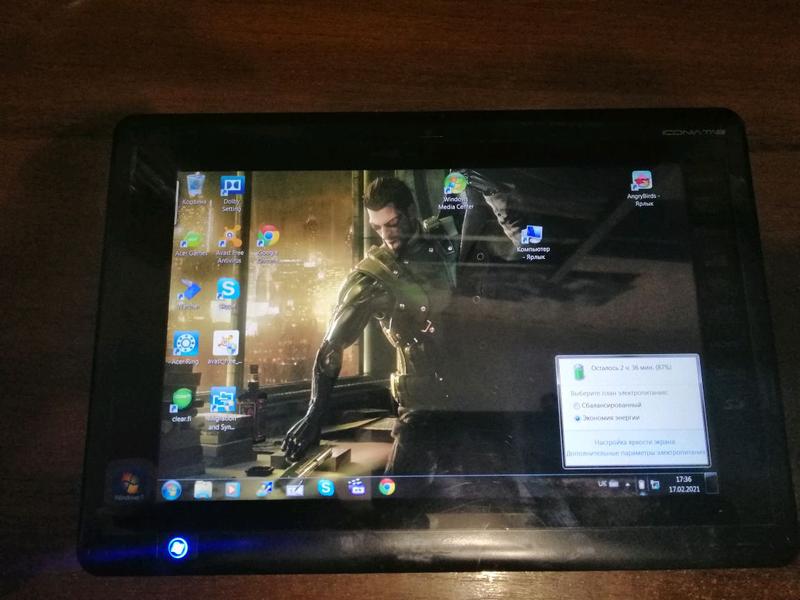 Acer Iconia tab w500 - Фото 5