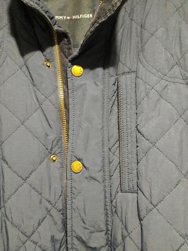 Стильная куртка tommy hilfiger - Фото 2