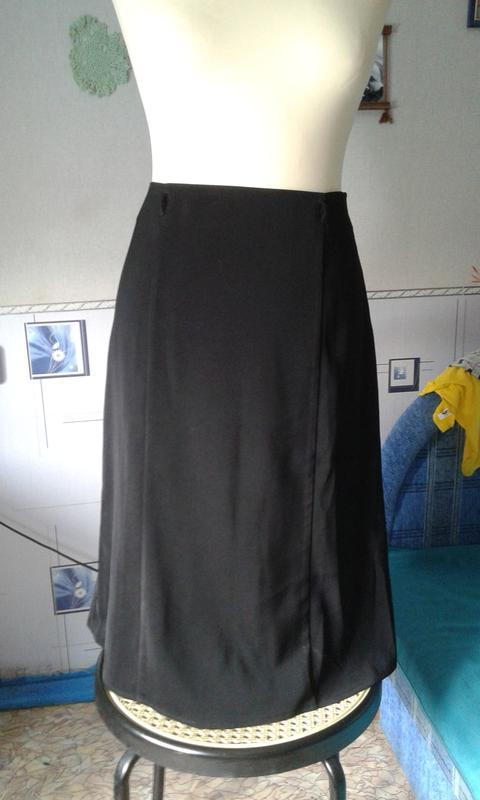 Юбка черная на все случаи жизни р 46 new look