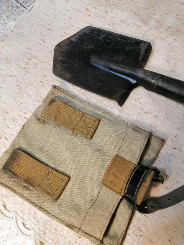 Сапёрная лопата малая
