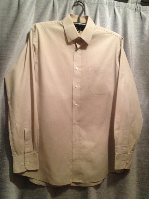 Рубашка мужская бренд m&s