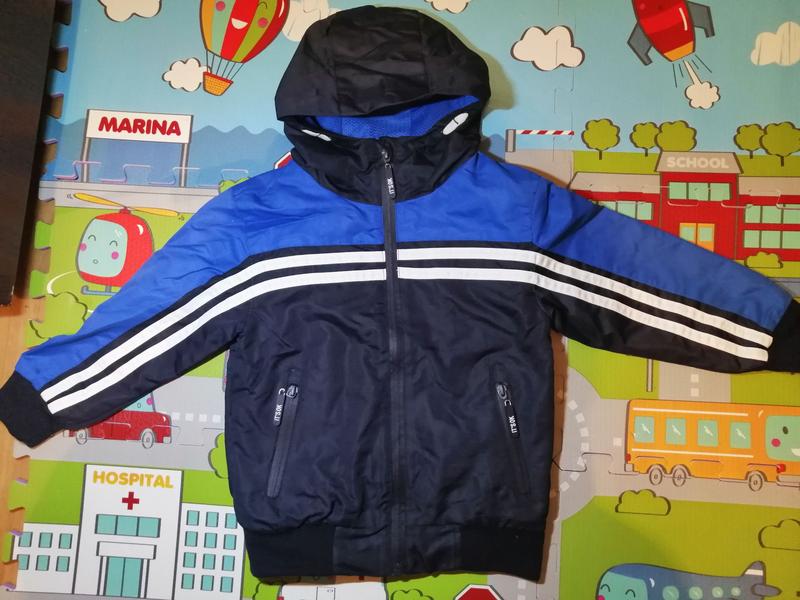 Куртка на флісовій підкладці Cool Club