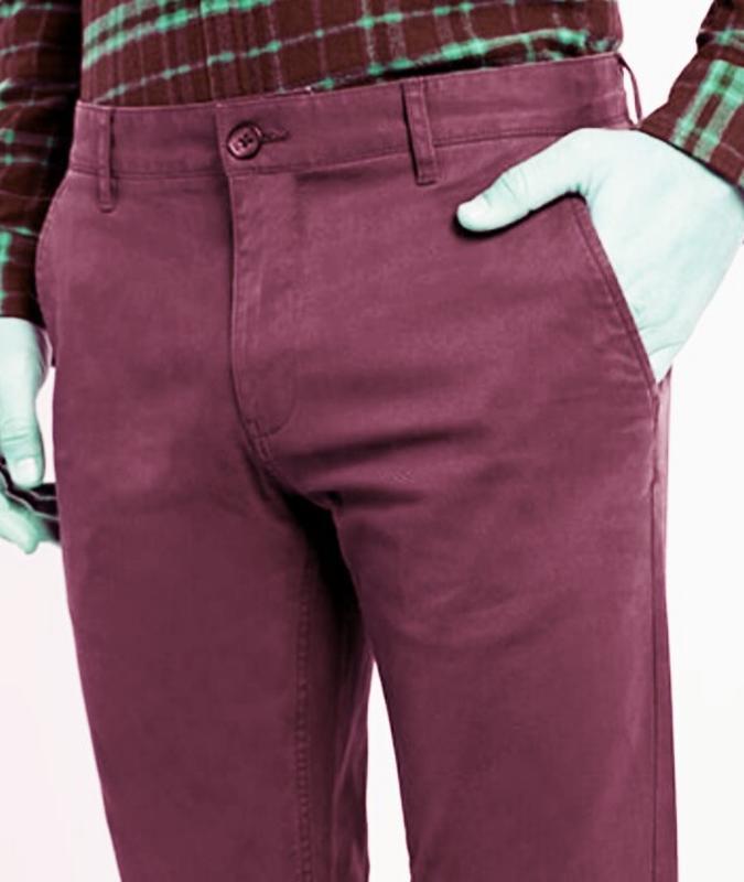 Джинсы брюки мужские, натуральная ткань