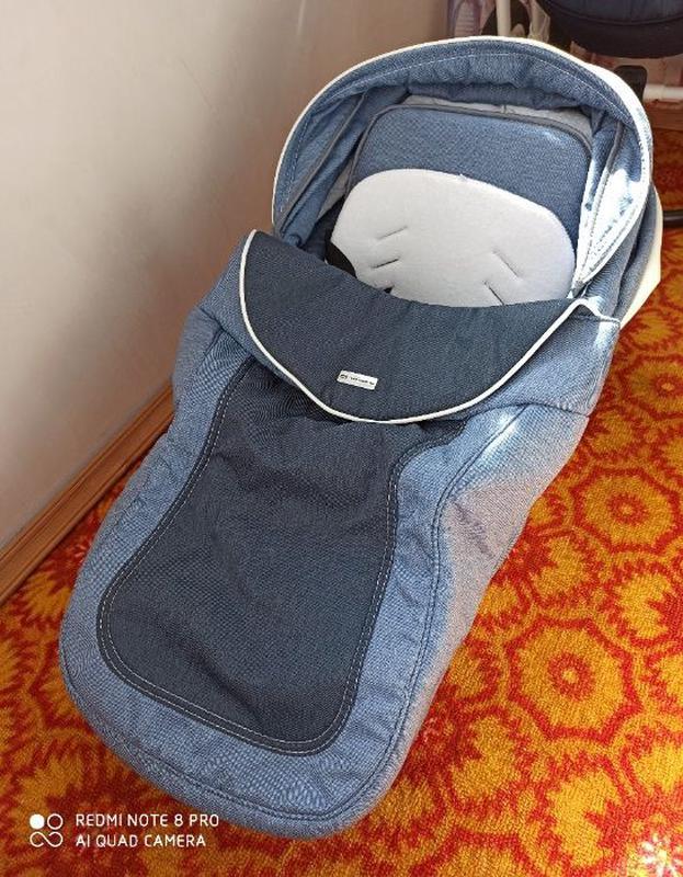 Детская универсальная коляска 2 в 1 Adamex Barletta New цвет B-8