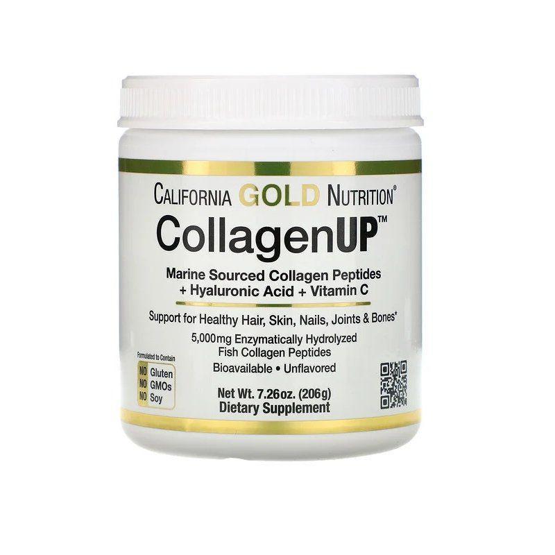 CollagenUP, коллаген+гиалуроновая кислота