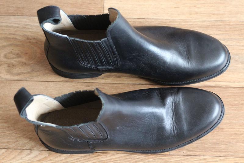 Ботинки челси hobo натуральная кожа