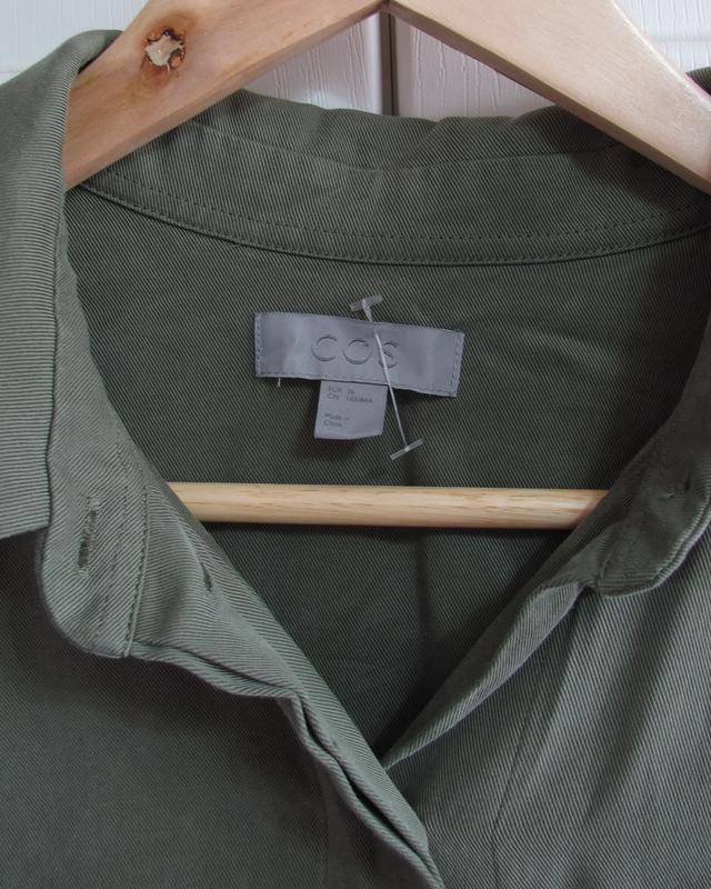 Бомбезный кардиган, рубашка cos, лиоцелл! - Фото 7