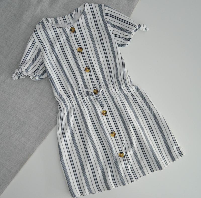 Крутое платье зара на 9л,маломерит