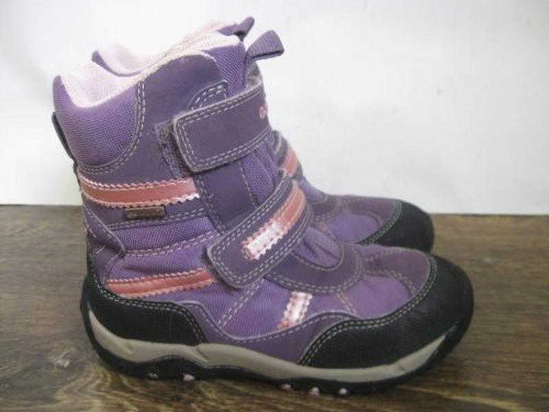 Зимние ботинки geox amphibiox р.29
