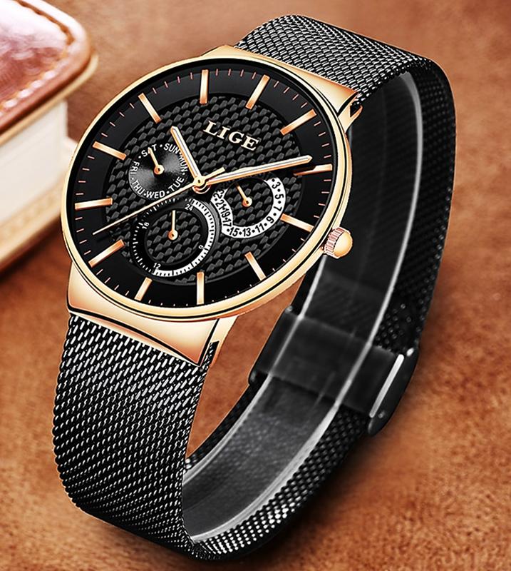 Женские часы LIGE 9836