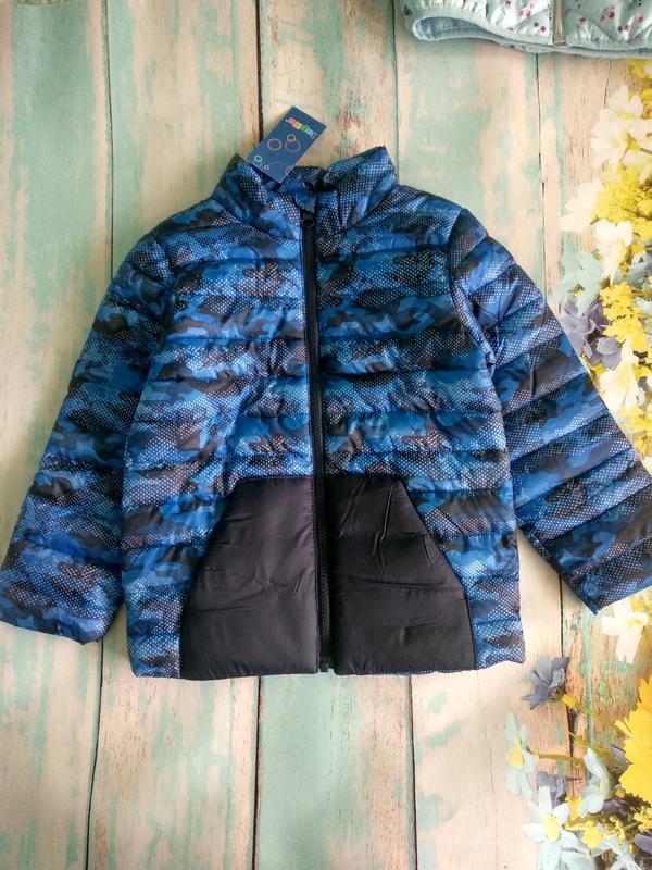 Практичная   курточка   демисезонная куртка для мальчика бренд...