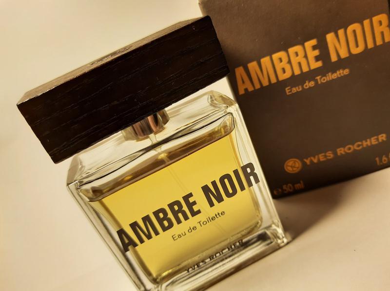 Туалетная вода Ambre Noir, 50ml