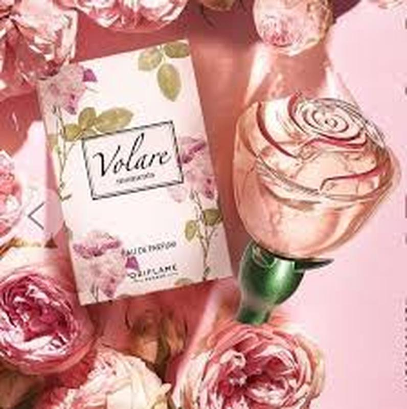 Парфюмерная вода volare moments oriflame, 50мл