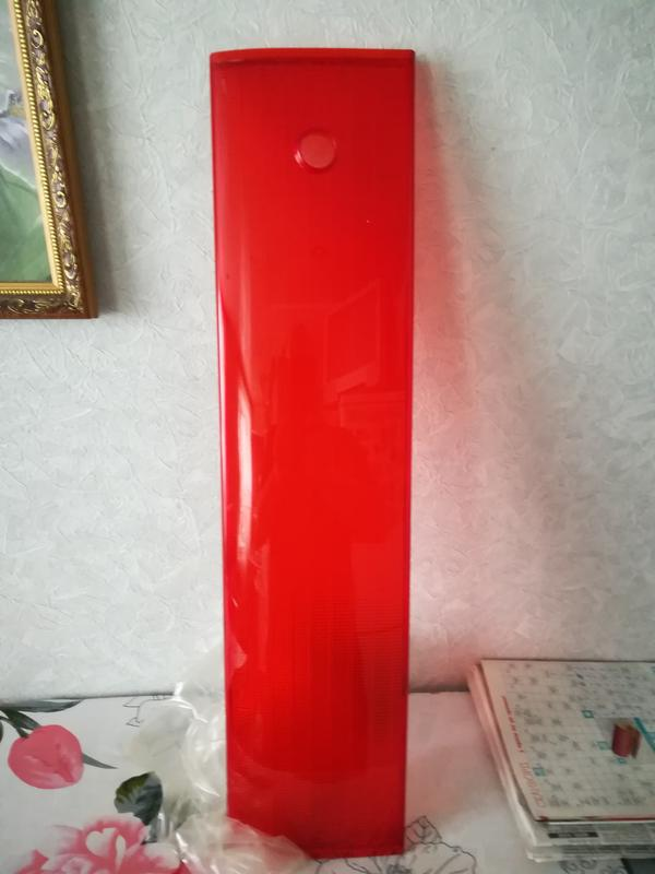 Накладка двери задка ВАЗ 2112 катафот