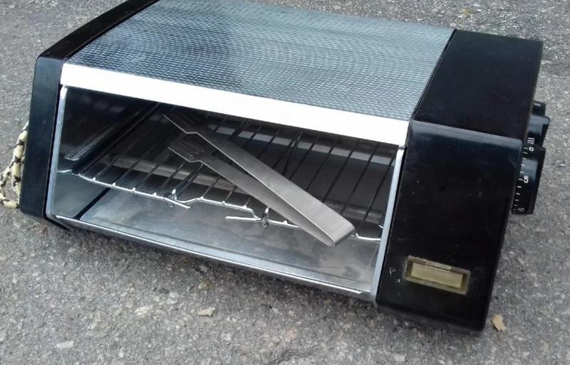 Электрическая печь, ростер, электроростер, нержавеющая сталь - Фото 2