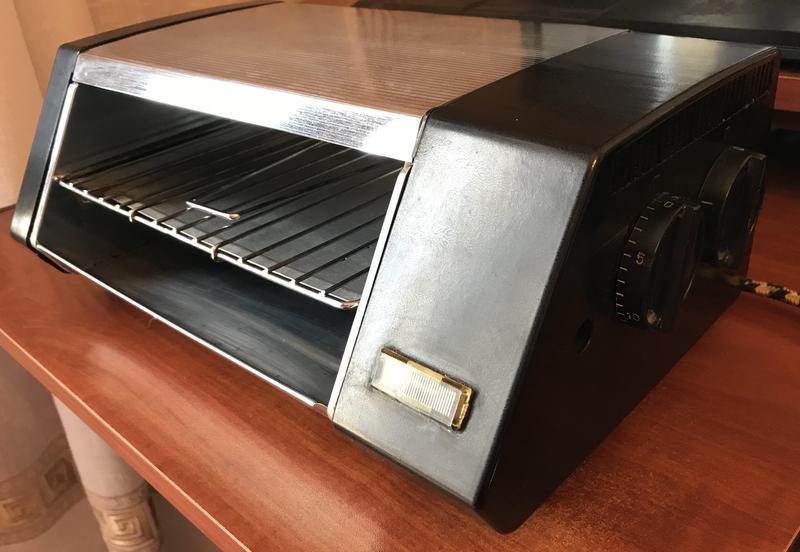 Электрическая печь, ростер, электроростер, нержавеющая сталь