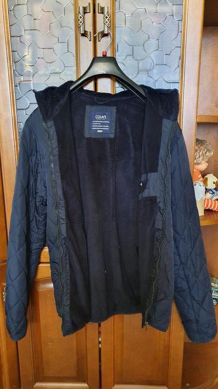 Демисезонная мужская куртка Colin's, сезон весна-осень, р. X-Larg - Фото 3