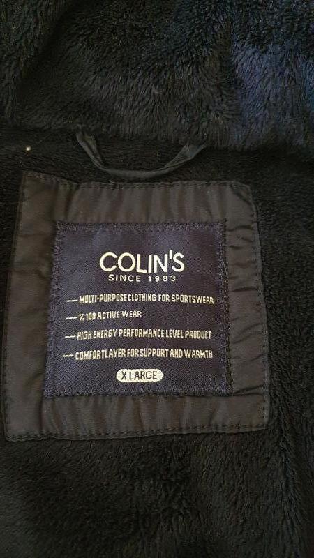 Демисезонная мужская куртка Colin's, сезон весна-осень, р. X-Larg - Фото 4
