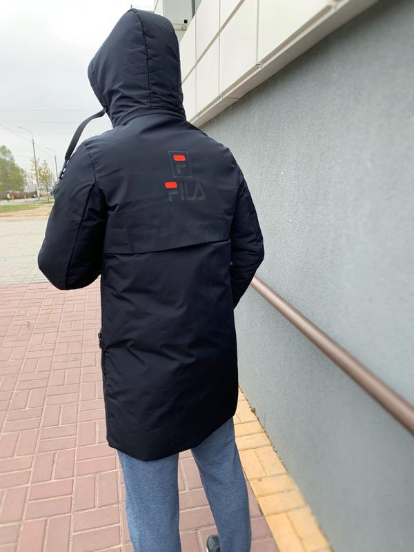 Мужская парка, куртка, пуховик - Фото 2